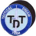 Ecusson  - tactical dream team