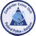 Écusson Computer Crimes