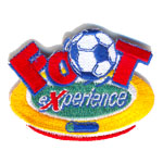 Écusson Foot
