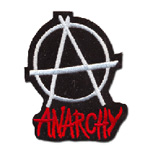 Ecusson  - Anarchy