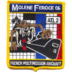 Ecusson  - molene Force