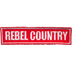 Écusson rebel country