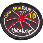 Écusson Mad bugs