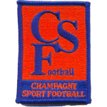 Écusson Champagne football
