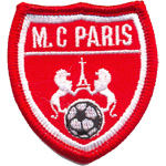 Écusson MC Paris