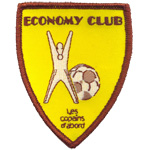 Écusson Economy club