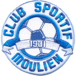 Écusson Club Sportif Moulien
