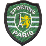 Écusson Sporting Paris