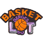 Écusson BAsket Berges