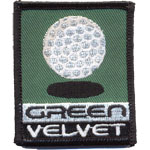 Écusson Green Velvet