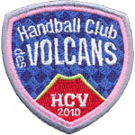 Écusson Handball Club des Volcans