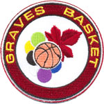 Écusson Graves Basket