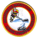 Écusson Bradford ice hockey club