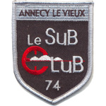 Écusson SUB CLUB