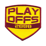 Écusson Play Off 2008