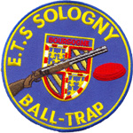 Écusson Ball-trap Sologny