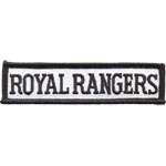 Écusson Royal Rangers