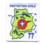 Écusson Protection civile