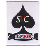 Écusson Saintes Poker Club