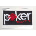 Écusson Poker Magazine