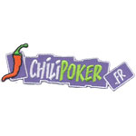 Écusson Chili poker