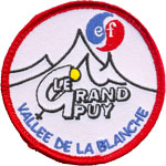 Écusson ESF Grand Puy