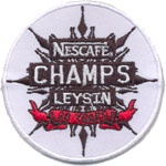 Écusson Nescafe Champs Leysin