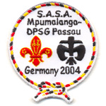 Écusson S.A.S.A Germany 2004
